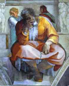 michelangelo-the-prophet-jeremiah
