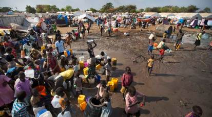South Sudan Turmoil