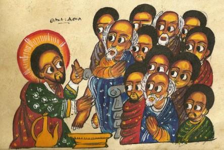 Jesus, Ethiopian