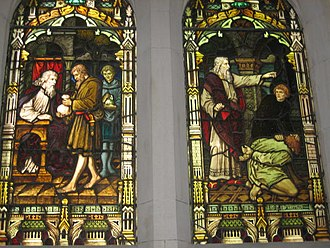 Unmerciful Servant - Scot's Church Melbourne