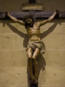 San Esteban crucifix