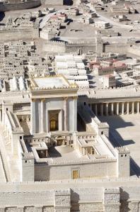 Herod's Temple-Jerusalem_Modell_BW_3