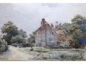 Gomshall,_Surrey_(1880)_by_Lewis_Pinhorn_Wood