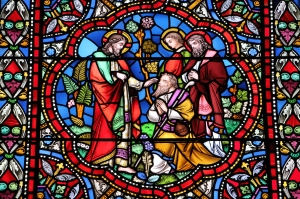 The Healing of Bartimaeus_Fr James Bradley