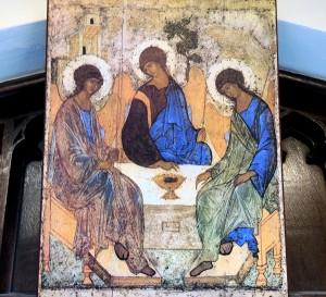 Holy Trinity a