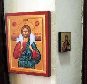 Icons at every corner