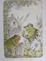 Frog and Toad-garden